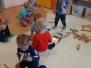 Práce v centrech aktivit u Soviček